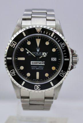 rolex COMEX SEA-DWELLER