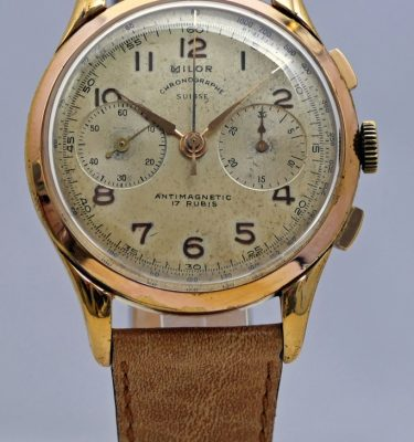 MILOR vintage Chrono