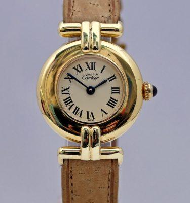 Cartier Vermeil