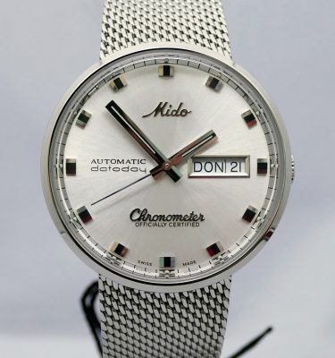 Commander Chronometer