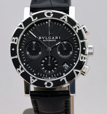 BULGARI chronographe automatique