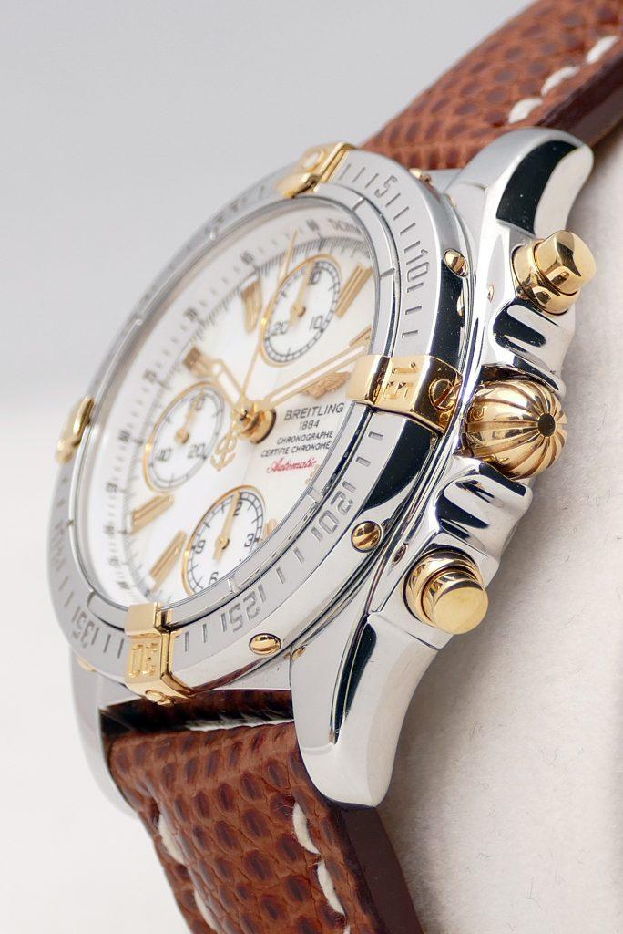 chronomat certifier chronomètre