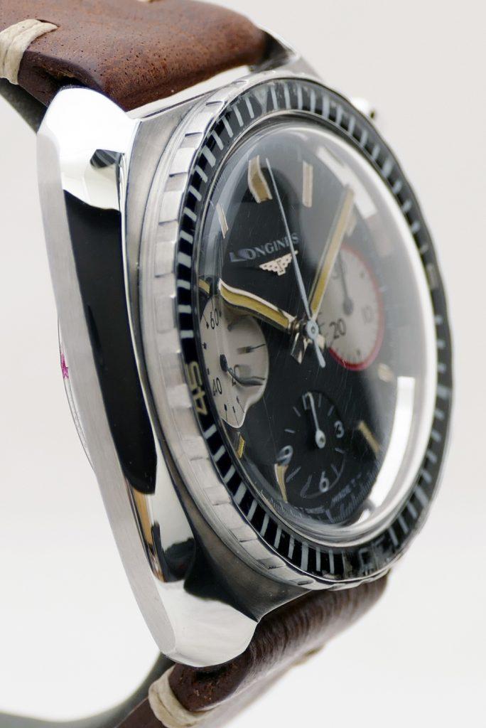 vintage Valjoux 72 chrono