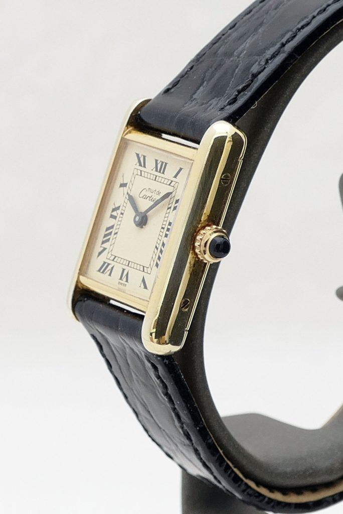 Must de Cartier, Vermeil