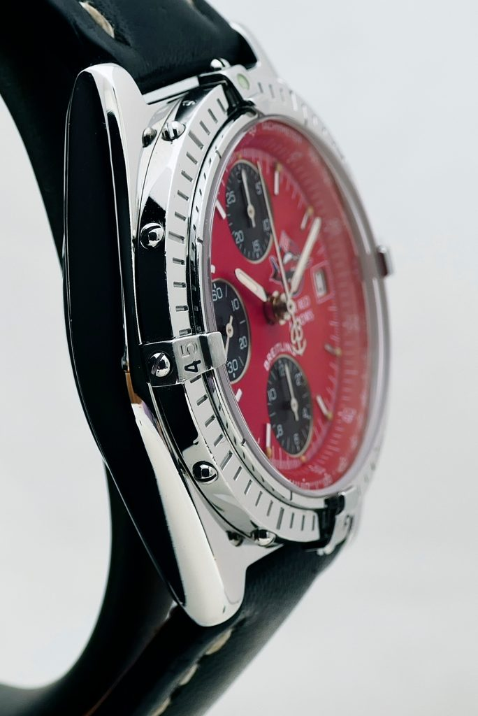 Chronomat Red Arrows limited edition