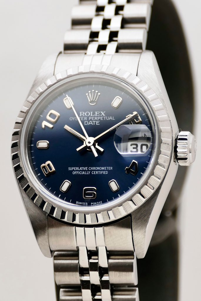 Oyster Perpetual Lady Date