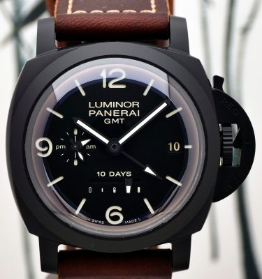 Luminor GMT 10 days