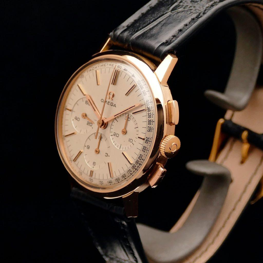 vintage chronograph cal. 321