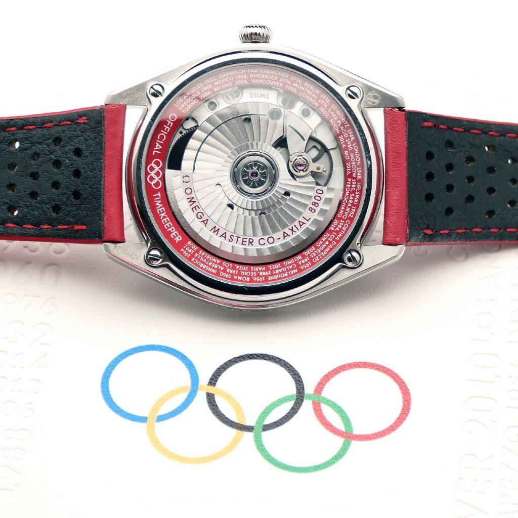 Seamaster Olympic