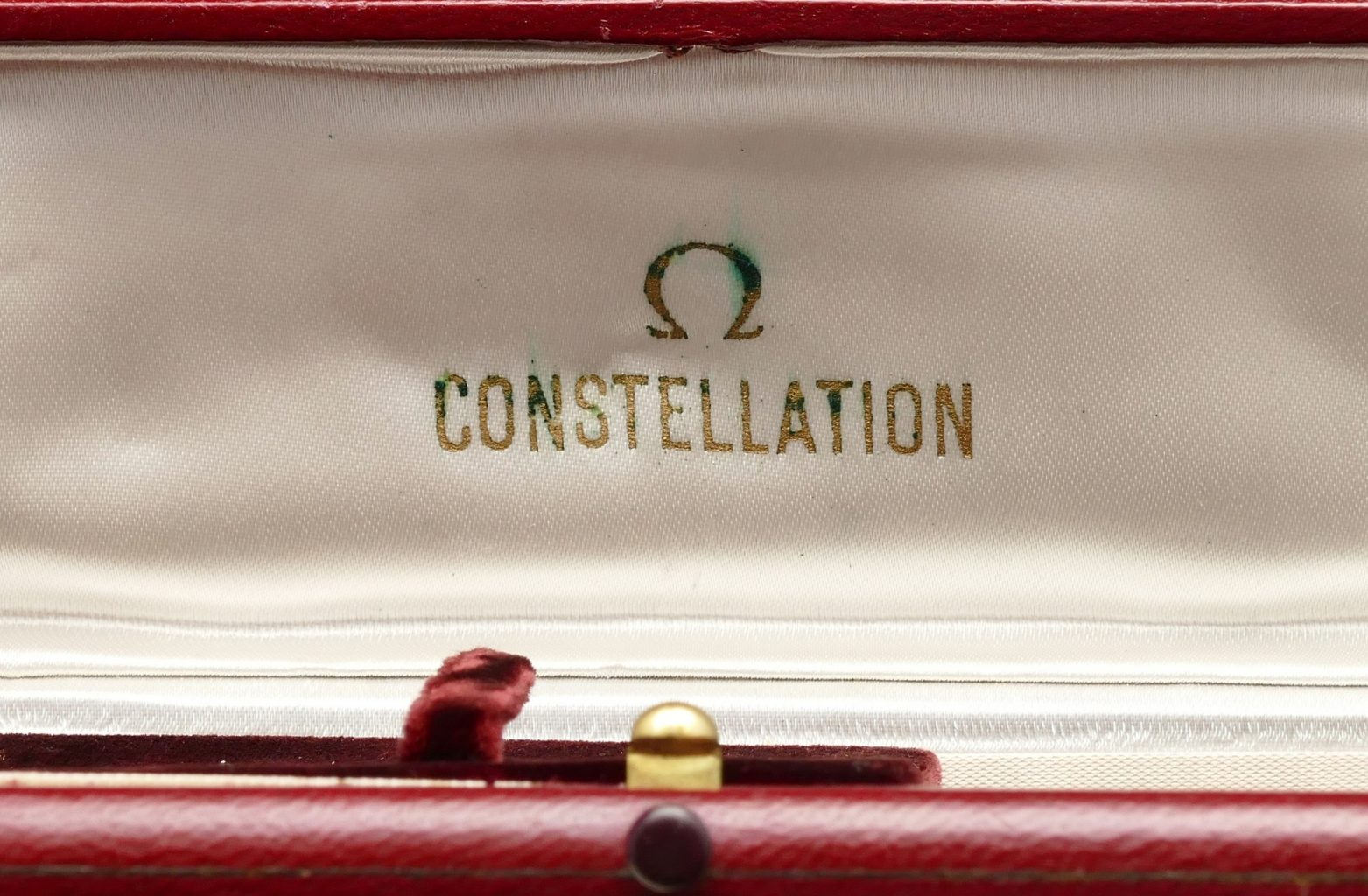 Constellation Chronomètre Pie Pan