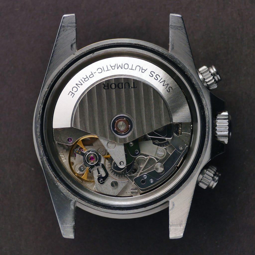 Oysterdate Chronograph